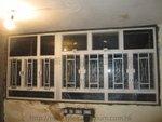 將軍澳寶林村鋁窗工程 (4)