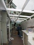 大埔南華圃好時華庭玻璃工程 (3)