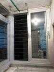 觀塘和樂村露台趟窗及玻璃鋁門工程 (12)