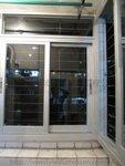 觀塘和樂村露台趟窗及玻璃鋁門工程 (1)