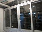 觀塘和樂村露台趟窗及玻璃鋁門工程 (2)
