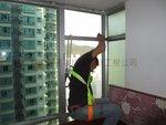 將軍澳慧安園3座鋁窗防水工程 (11)