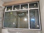 灣仔皇后大道東唐樓更換鋁窗工程 (2)