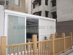 太子通菜街市區玻璃趟門 (1)