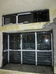 屯門恆福花園黑色鋁窗 (4)