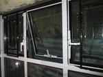 屯門恆福花園黑色鋁窗 (7)