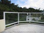 大圍道風山獨立屋玻璃欄河 (10)