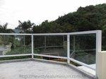 大圍道風山獨立屋玻璃欄河 (11)