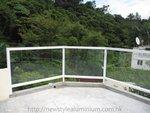 大圍道風山獨立屋玻璃欄河 (14)