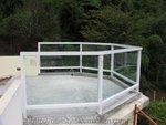 大圍道風山獨立屋玻璃欄河 (15)
