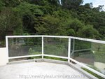大圍道風山獨立屋玻璃欄河 (20)