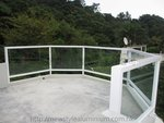 大圍道風山獨立屋玻璃欄河 (29)