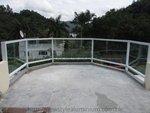 大圍道風山獨立屋玻璃欄河 (9)