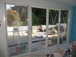 西貢菠蘿輋南山村鋁窗玻璃門 (19)