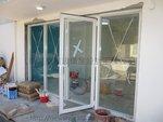 西貢菠蘿輋南山村鋁窗玻璃門 (25)