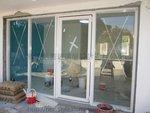 西貢菠蘿輋南山村鋁窗玻璃門 (26)