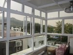 元朗石湖塘玄新和庭玻璃屋 (7)