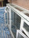 鋁窗格式可隨意組合