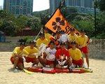 2003沙灘大會操 02
