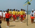 2003沙灘大會操 04