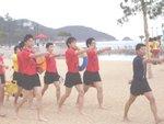 2007沙灘大會操 04