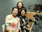 4-10-12心之婚禮大妗姐團隊接受商業電台訪問,詳細解說大妗成功之路