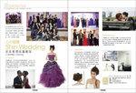 今期Wedding Magazine148期介紹心之婚禮星級統籌團隊,一站式婚禮服務以及韓國婚紗攝影服務,快D買本睇下啦!
