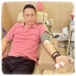 Blood Donation May 2015