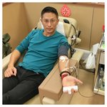 Blood Donation Dec 2015, its my 25th time