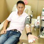 Blood Donation Aug 2016