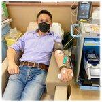 Blood Donation May 2020