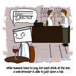 Bar - Programmig Joke