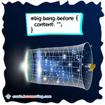 Big Bang - Web Developer Joke