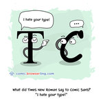 Comic Sans - Programming Jokes