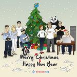 Happy Christmas and New Year - Programming Joke