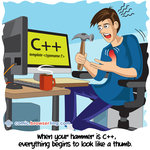Hammer - Programming Joke