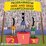 Hide and Seek - Programming Joke