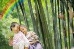愛相隨1-純真の愛 children true love : 孩子的感情是最真摰的,青梅竹馬是緣份的開始。(三格相片故事)