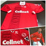 Middlesbrought 1996-97 Home