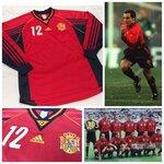 Spain 1998-00 Home